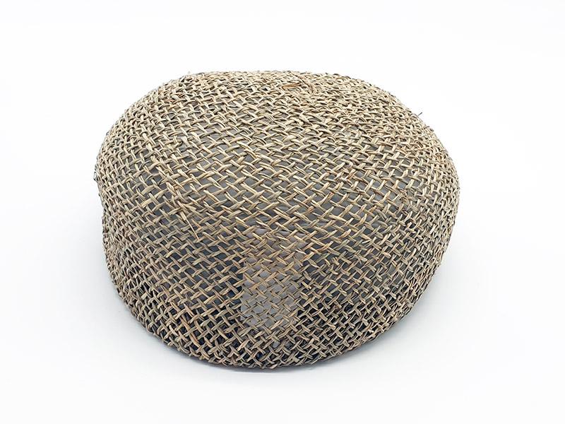 Coppola kengol bombata 100% paglia naturale