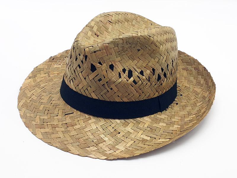 Cappello Paglia economica - Ala Larga traspirante e protettivo