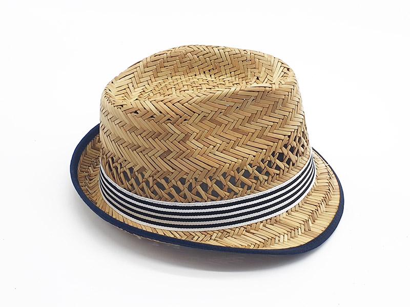 Cappello da bambino paglia naturale
