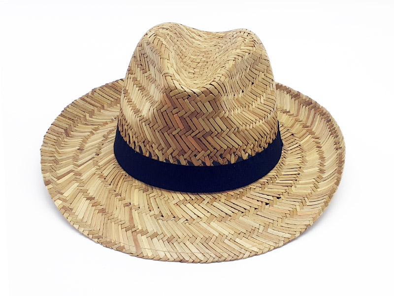 Cappello Paglia Ala larga traspirante e protettivo