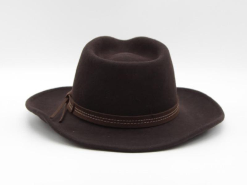 Cappello di lana stile Country 2672 da Cowboy