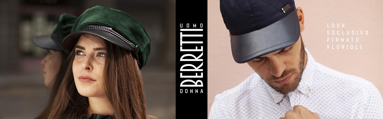 Berretti Uomo & Donna