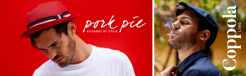 Pork Pie e Coppole